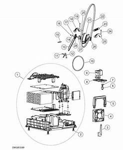 Parts Manual Dh8060p1  92256-a