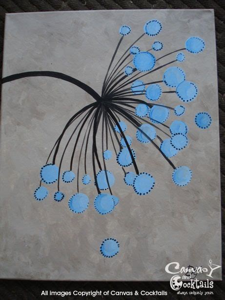 diy artwork you can easily make your own with a canvas a