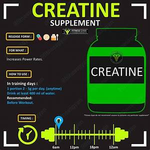 Creatine Supplement  U2013 Monohydrate Side Effects Benefits  With Images