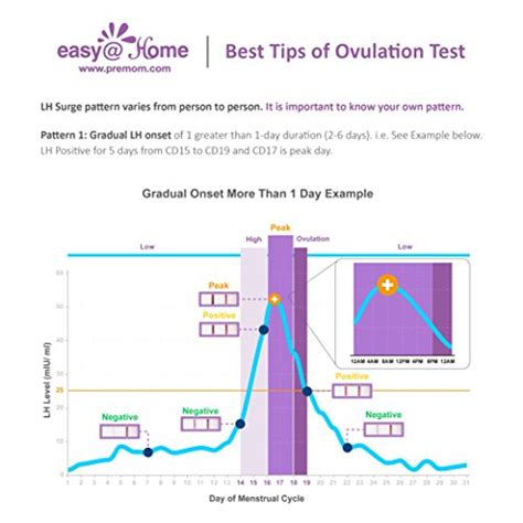 ovulation test strips easy pack value tests reliable pregnancy sallymarket07 undefined