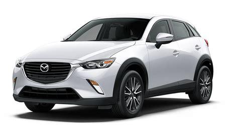 2017 Mazda Cx-3 Subcompact Crossover