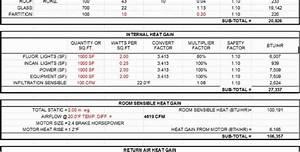 Manual J Calculation Spreadsheet Google Spreadshee Manual
