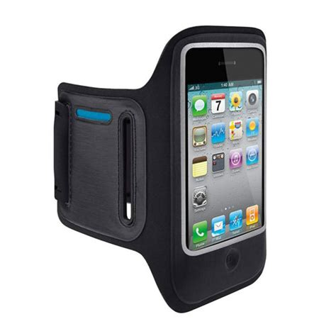iphone arm band belkin dual fit armband for apple iphone
