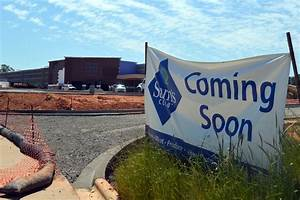 Sam's Club opens Welcome center ahead of grand opening ...