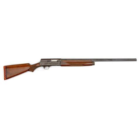 remington model  semi auto shotgun cowans auction
