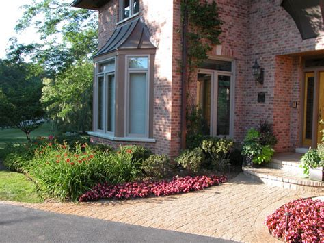 curb appeal for small front yard front yard curb appeal ryco landscaping