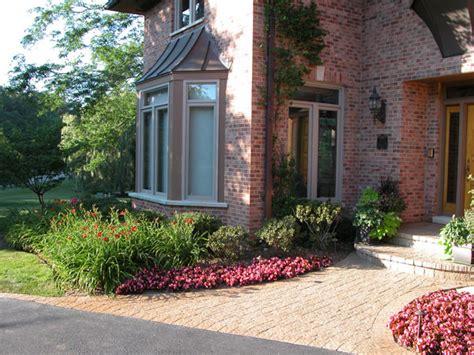 and company landscape landscape design front yard