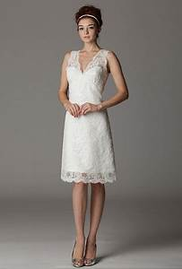 aria 286ka lace wedding dress styles and illusions With knee length lace wedding dress