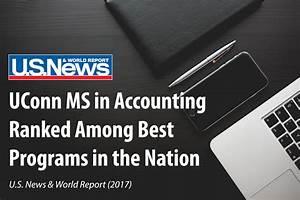 UConn MSA Among Best Programs in Nation - UConn Today