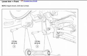 2007 Ford Focus Rear End Dances Like Bump Stear There Is A Popular Bushing Problem Wich One Is