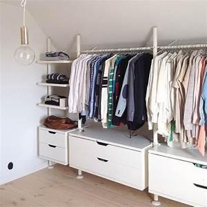 Kleiderschrank Für Schrägen : ikea schrank in dachschr ge ~ Sanjose-hotels-ca.com Haus und Dekorationen