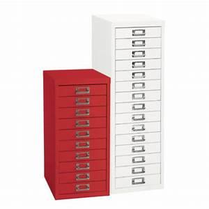 Meuble Multi Tiroirs : meubles multi tiroirs ediburo ~ Teatrodelosmanantiales.com Idées de Décoration