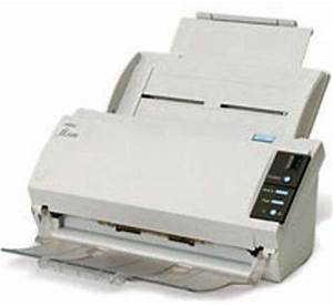 fujitsu pa03360 b055 model fi 5110c sheet fed dual color With high speed scanner automatic document feeder