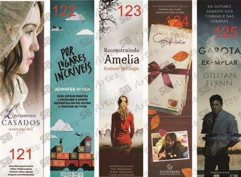 foto de Marcadores De Páginas Livros Sortidos no Elo7 SB Artes
