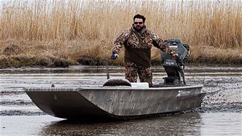 Prodrive Boat Paint by Top Waterfowl Boats Wildfowl