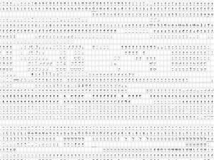 Unicode org charts
