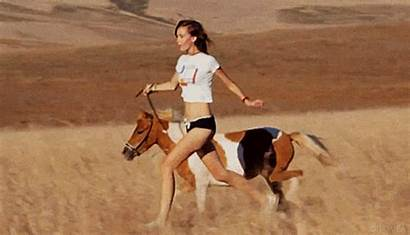 Running Wild Loop Horse Pony Giphy Gifs