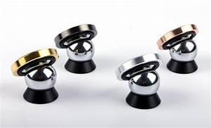 Support Aimant Telephone Voiture : magn tique support de t l phone portable support voiture steelie montage meilleure voiture de ~ Voncanada.com Idées de Décoration
