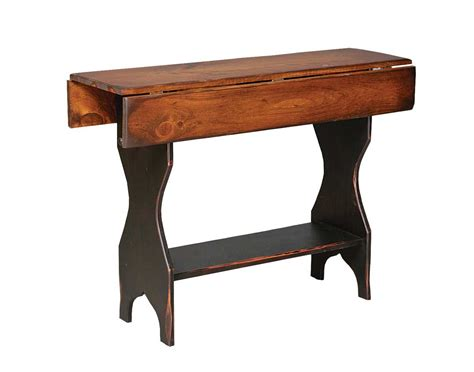 drop leaf sofa table vintage drop leaf sofa table