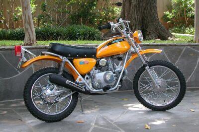 Honda Sl70  Riders Recyclecom Blog
