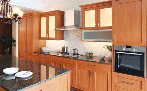 shaker beech kitchen cabinets 11beechshaker 5153