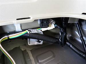 Highlander Hybrid Trailer Wiring Harness