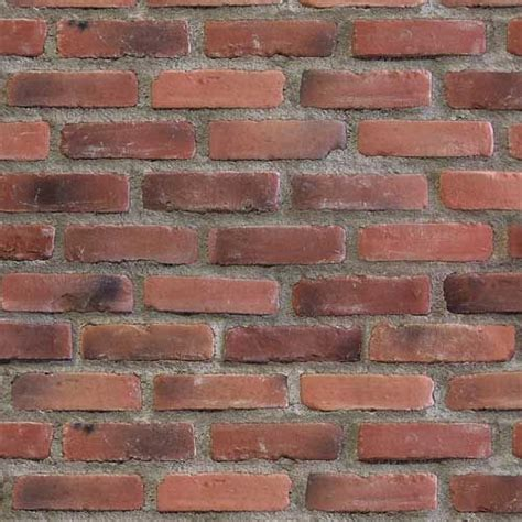 exposed brick veneer quot bordeaux red quot decorative brick from rona pour la maison pinterest bricks interiors and red