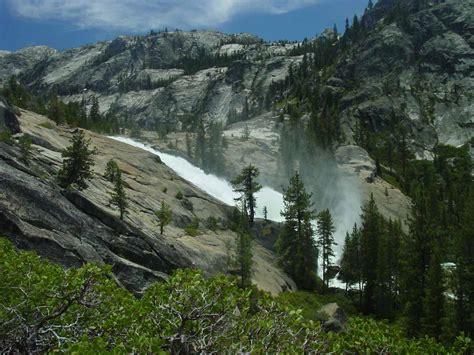 Waterwheel Falls World Waterfalls