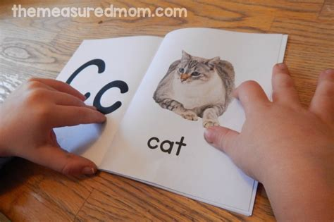I Can Print In Small Letters And I Like To See The 26 Simple Alphabet Books For Babies Toddlers And