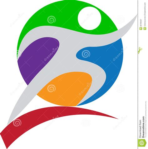 sports logo royalty  stock photography image