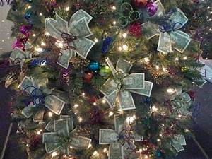 Musing with Marlyss: Creative Christmas Trees: Money Tree
