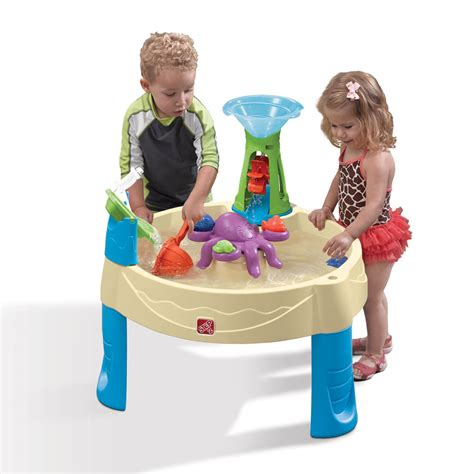 step 2 water table wild whirlpool water table kids sand water play step2