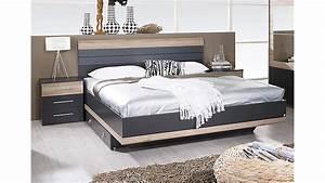 Schlafzimmer Grün Grau : schlafzimmer set tarragona grau metallic eiche sanremo hell ~ Markanthonyermac.com Haus und Dekorationen