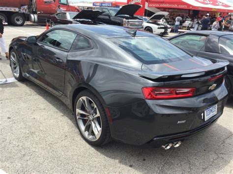 Camaro 50th Anniversary Real-world Pictures