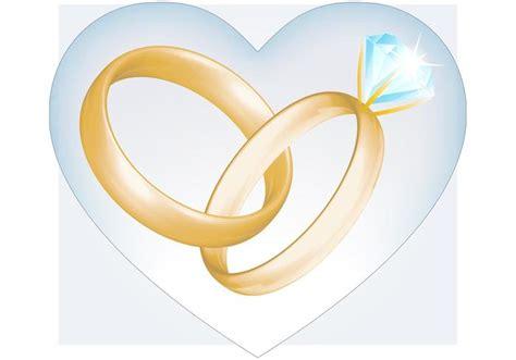 wedding rings vector free vector art at vecteezy