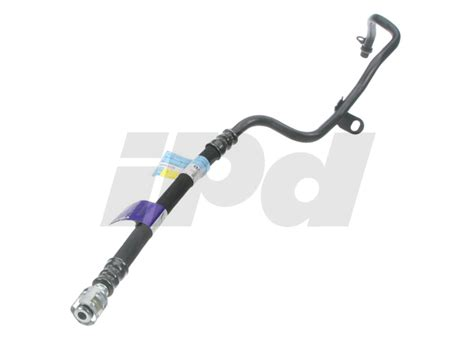 volvo automatic transmission cooler oil hose
