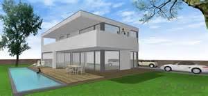 bauhaus architektur hã user wohnhäuser in bauhaus architektur