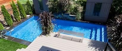 Inground Pool Pools Spas Aquacade Showcase