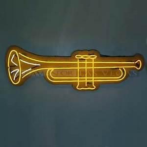 neon sign trumpet 62