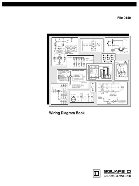wiring diagram book square d schneider electric pdf docshare tips
