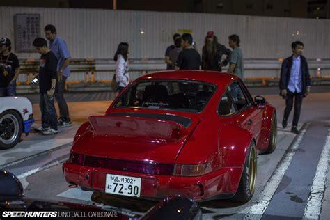 magnus walker japan welcomes magnus walker speedhunters
