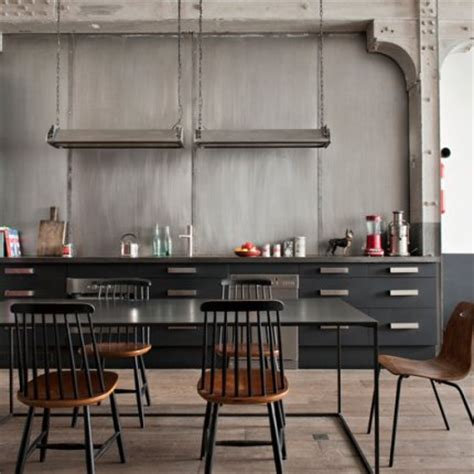 cuisine style industriel deco cuisine style industriel