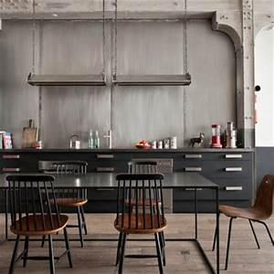 Cuisine Style Industriel Ikea : deco cuisine style industriel ~ Preciouscoupons.com Idées de Décoration