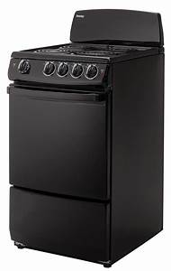 Danby Der200b 20 Inch Freestanding Electric Range With 2 5