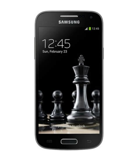 samsung galaxy  mini  deep black mobile phones    prices snapdeal india