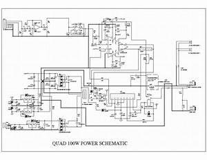Quad 100dfx Kustom Guitar Amp Sm Service Manual Download