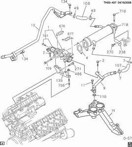 Gmc C4500 E G R  Valve  U0026 Related Parts