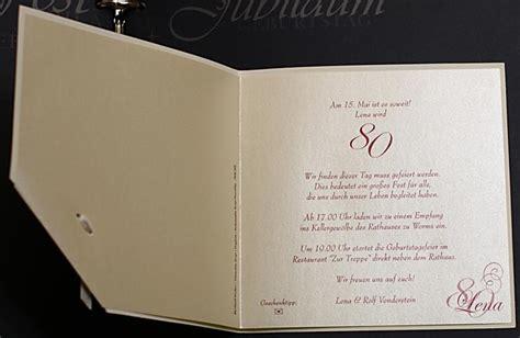 einladungskarte jubilaeum geburtstag ornament perlmutt