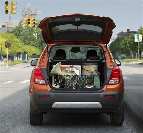 auto review   chevrolet trax  consumers