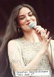 141 best images about Crystal Gayle on Pinterest | Country ...